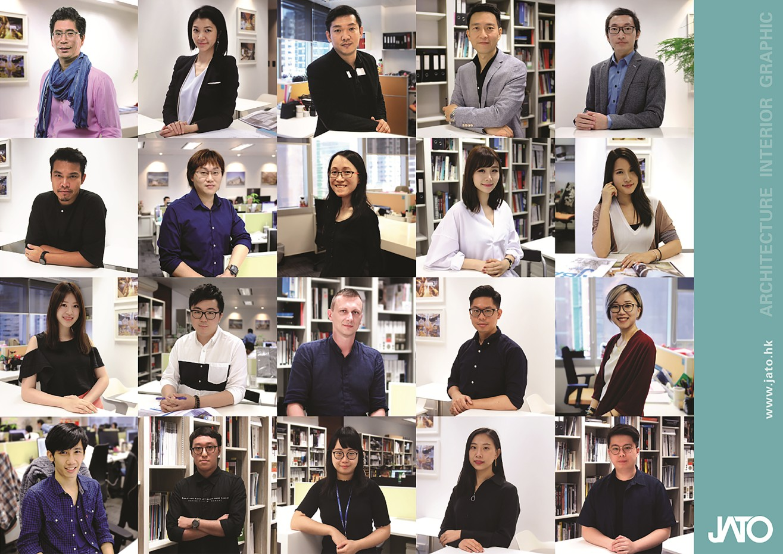 J&A杰恩设计香港全资子公司JATO Design杰拓设计