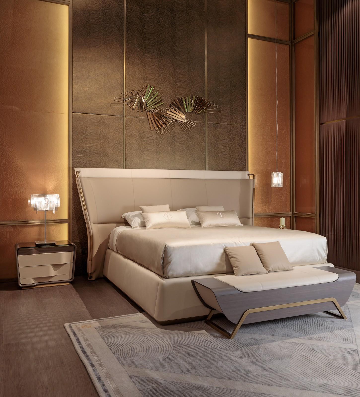 """J&A杰恩设计家具设计""""铄""""客厅及卧室系列"""