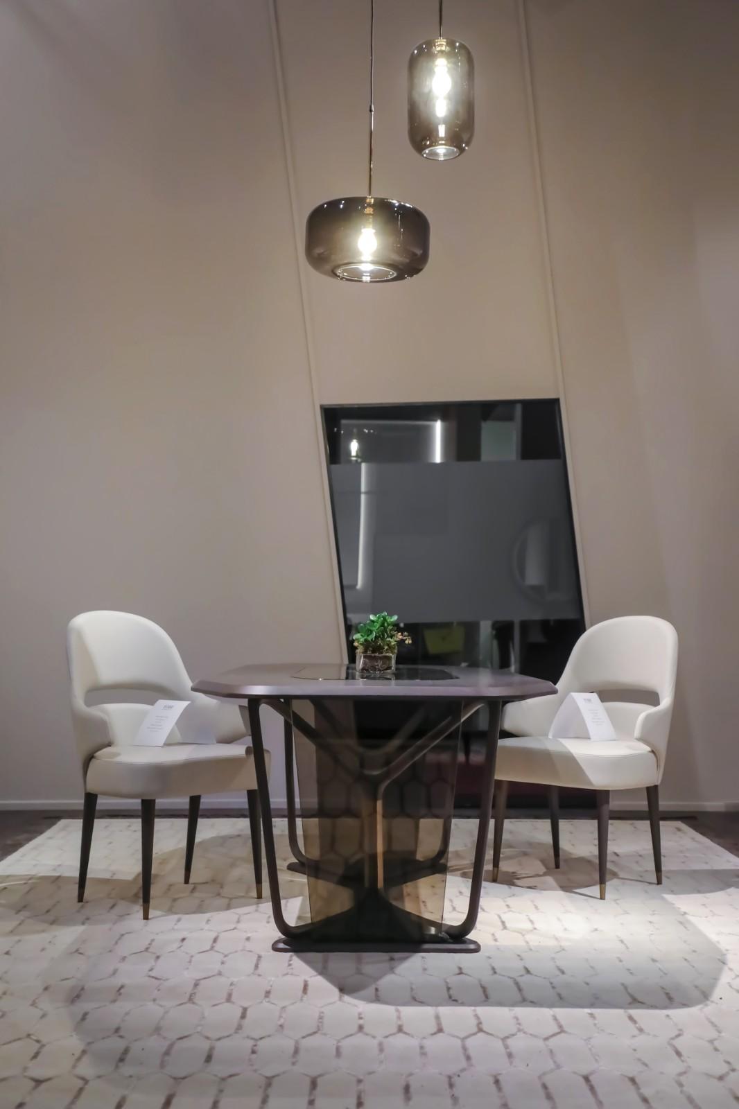 """J&A杰恩设计董事长、总设计师姜峰先生家具设计作品Vine""""蔓""""系列新品"""