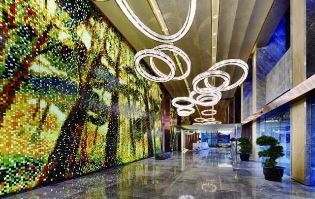 上海文华东方酒店