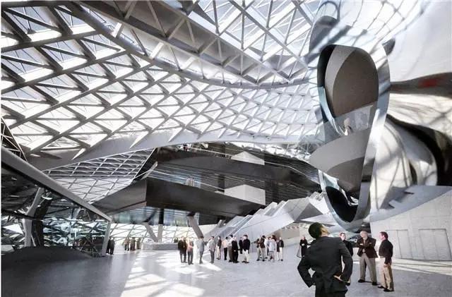 深圳当代艺术馆和规划展览馆