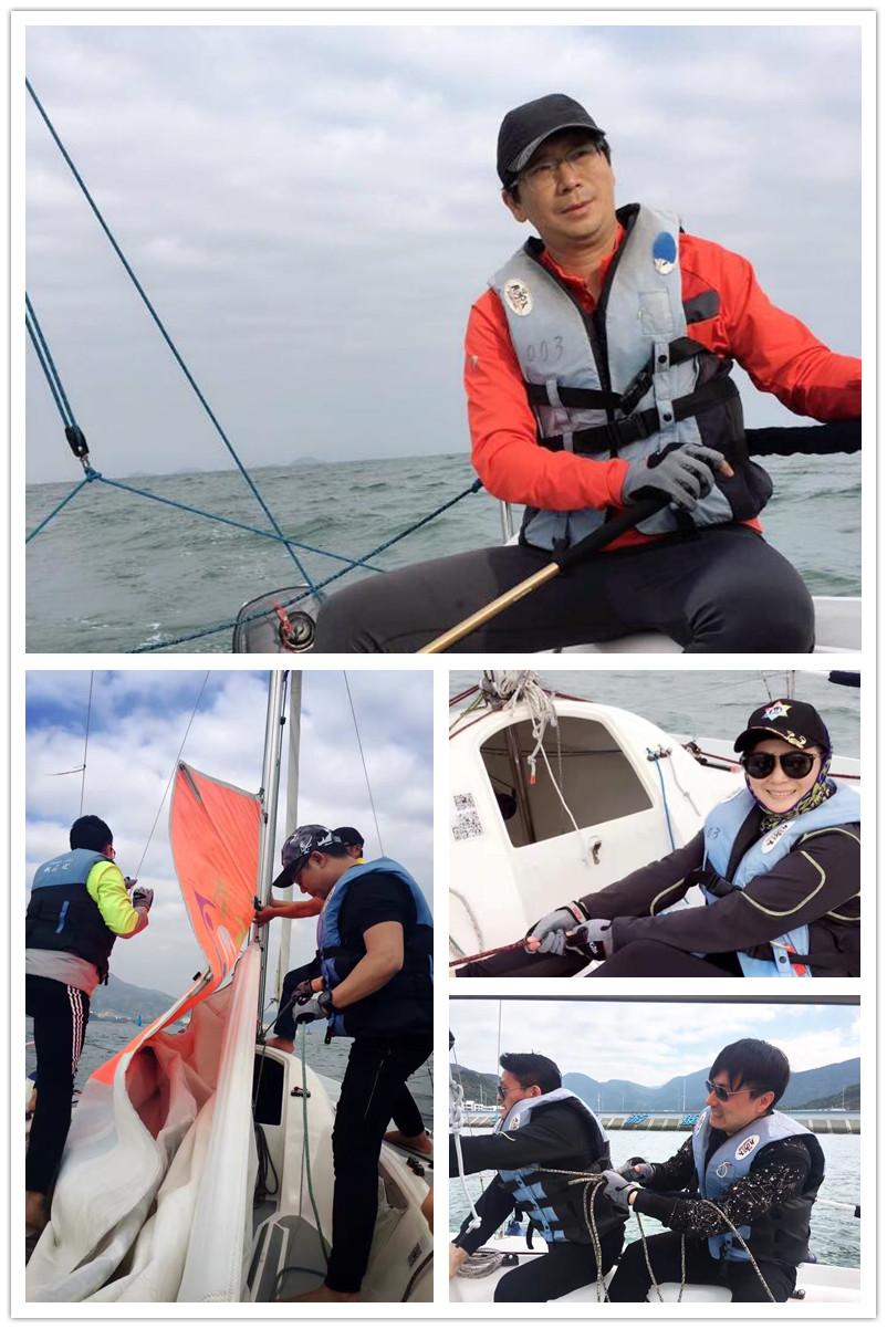 """J&A""""创新杯""""帆船赛"""