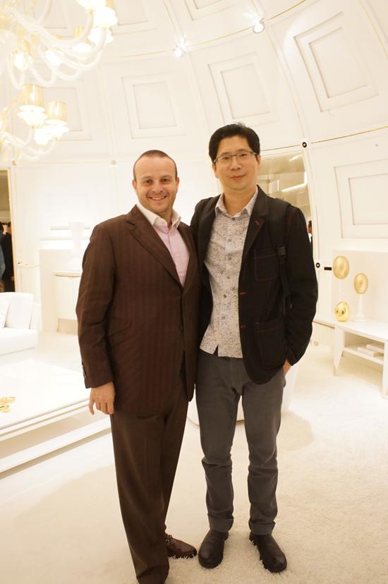 杰恩设计总设计师姜峰